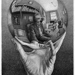 Escher: se la matematica è l'opinione di un artista