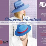 Le musiche di Chapeau Chantant a Forte dei Marmi