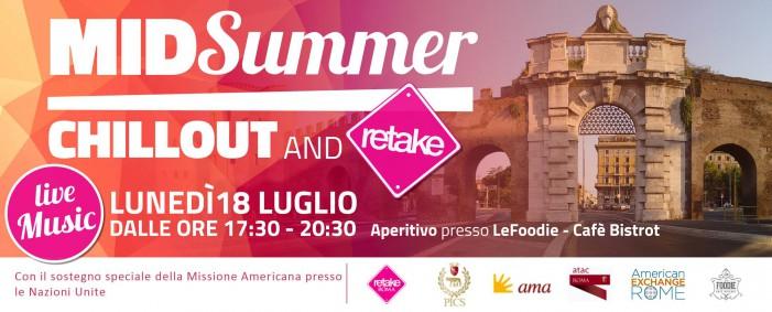 Midsummer, l'evento estivo di Retake Roma