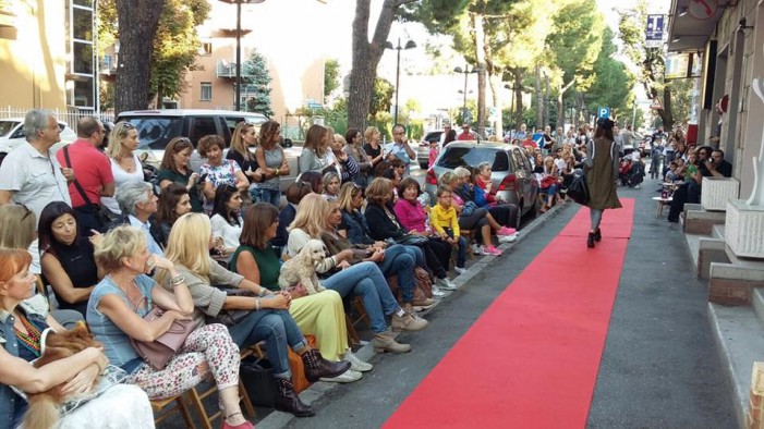 Fashion Night Out a San Lazzaro di Saverna