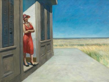 Il genio di Edward Hopper da oggi al Complesso del Vittoriano
