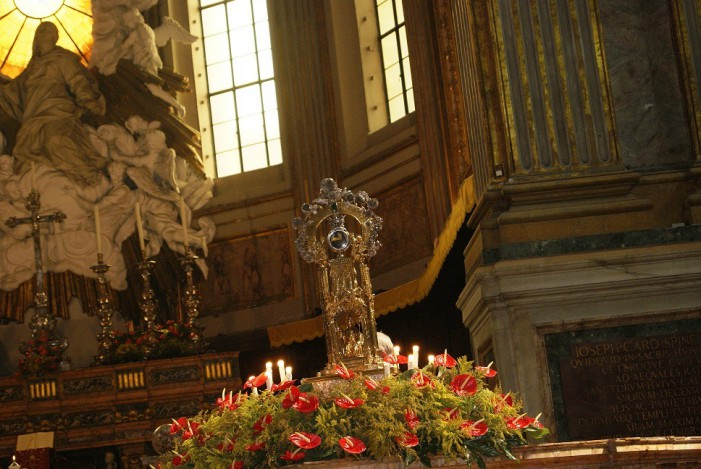 San Gennaro, grande festa tra musica e teatro
