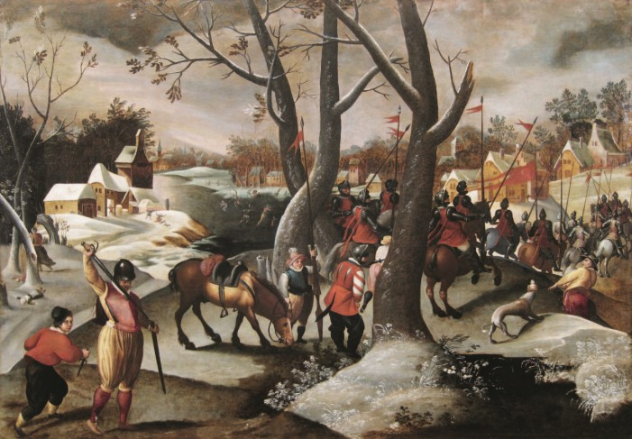 Brueghel. L'arte fiamminga invade Torino