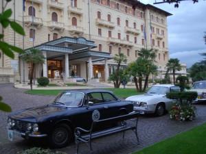 Il Grand Hotel Palazzo della Fonte a Fiuggi