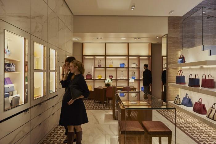 La nuova casa di Hermès: 630 mq di stile e innovazione