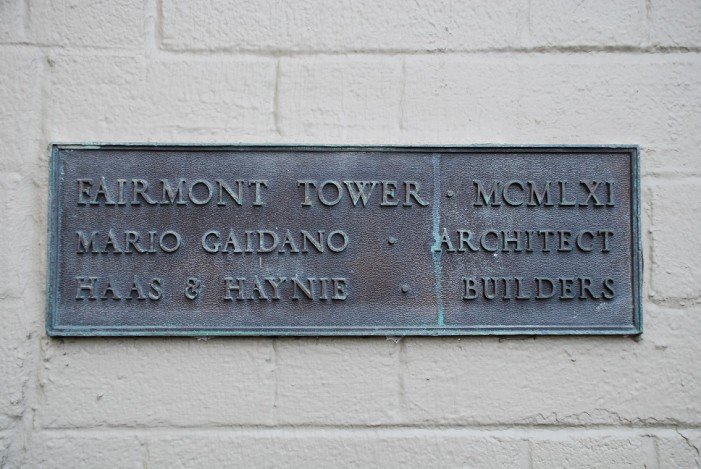 La storia di San Francisco è qui al Fairmont