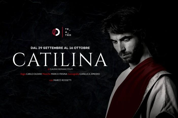 Dentro la Roma del sangue e della carne con Catilina