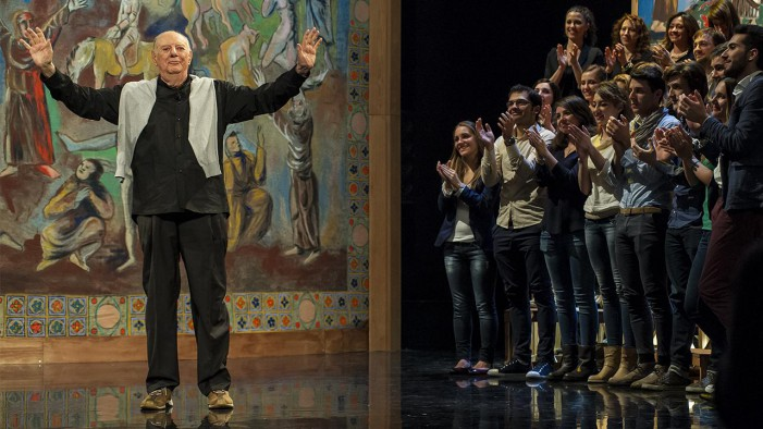 Dario Fo: ricordo dell'eterno giullare irriverente