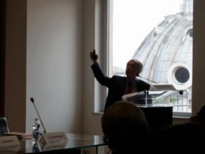 Pietro A. Valentino, Vice Presidente Comitato Scientifico Associazione Civita e co-curatore del X Rapporto Civita