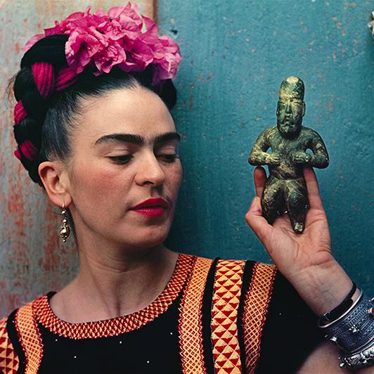 Frida & gli altri nella Collezione Gelman