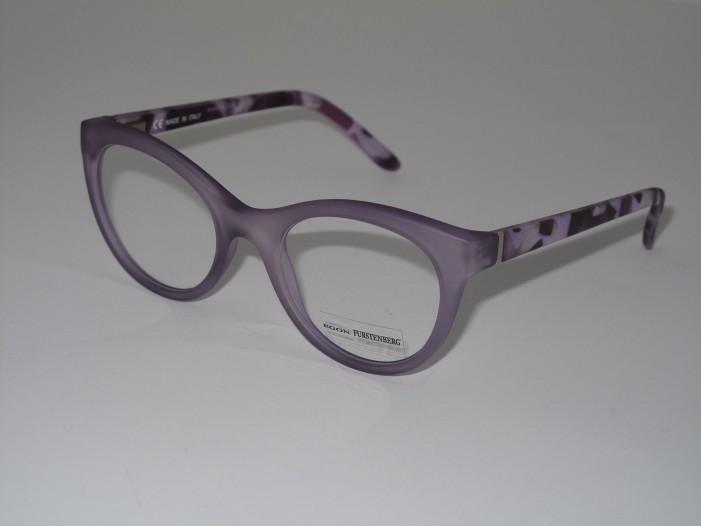 Per Natale arriva la collezione occhiali Von Furstenberg