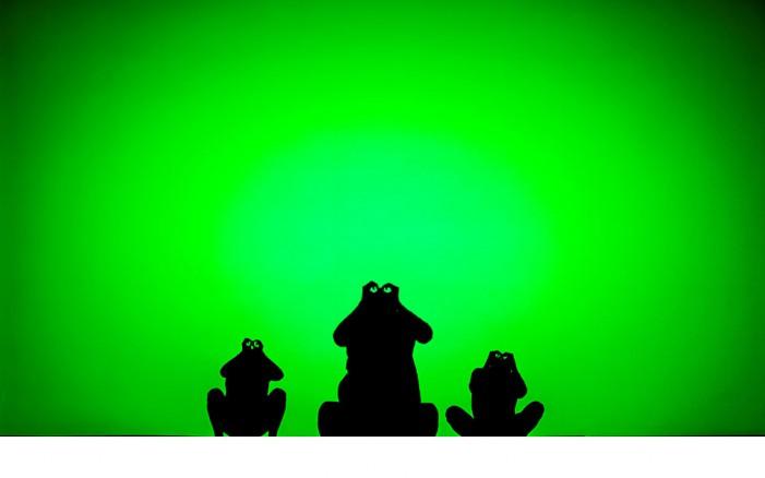 Le ombre, la luce e la trasformazione della materia