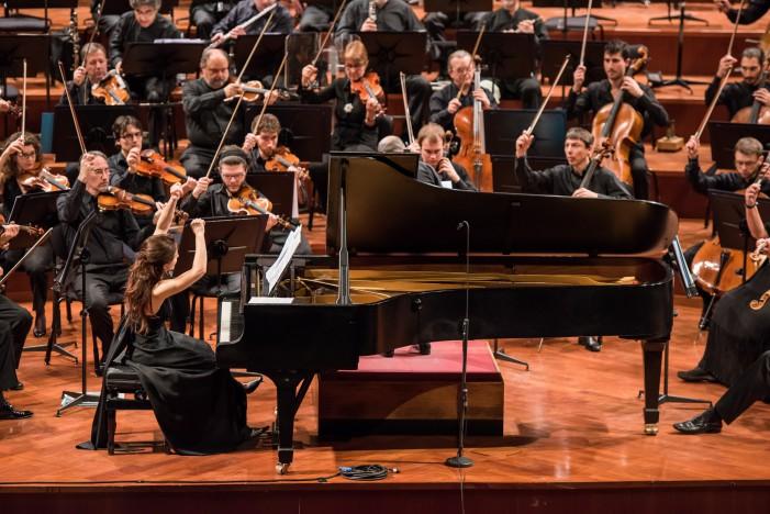 Conversazione con  Anna D'Errico sulla musica contemporanea