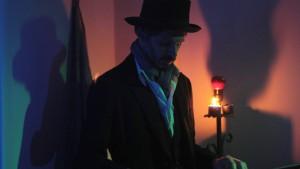 Luca Mauceri in Un Canto di Natale, di Charles Dickens