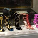 Manolo Blahník viaggio onirico in The Art of Shoes