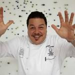 Lo Chef stellato Filippo Saporito fa festa a Villa Bardini