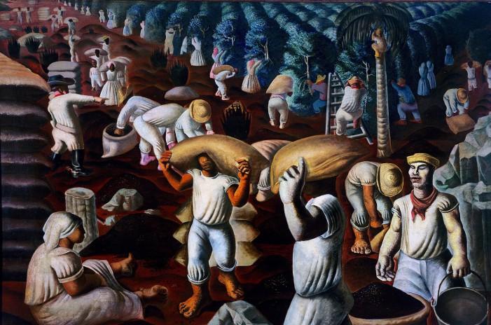 Candido Portinari, il pittore brasiliano che morì di pittura