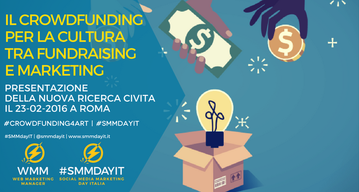 Il crowdfunding per la Cultura, tra fundraising e marketing