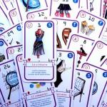 Sinapsi Compositive, le carte per la moda e il design