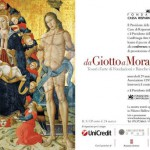 Da Giotto a Morandi. In mostra a Perugia il tesoro delle Fondazioni bancarie