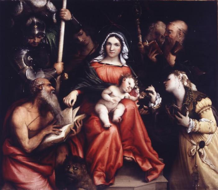 Venezia Scarlatta, in mostra l'arte enigmatica di Lorenzo Lotto