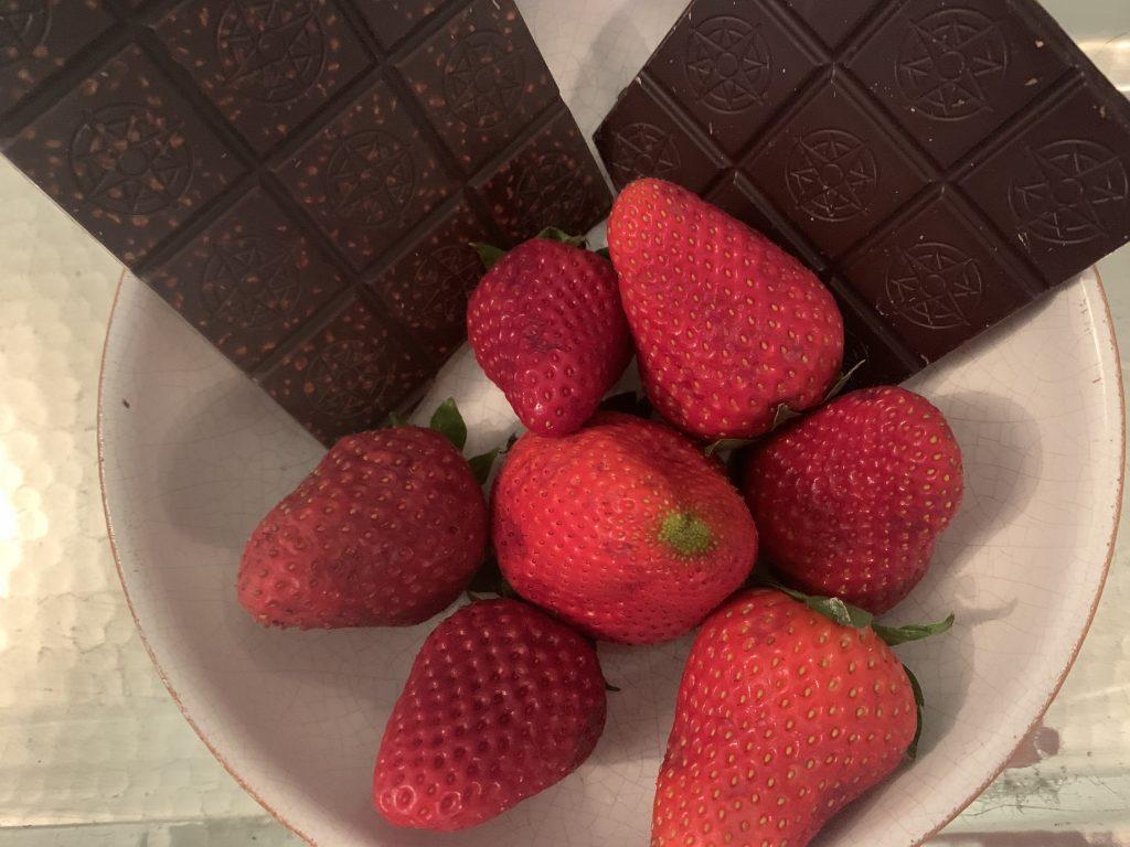 Avanzi di cioccolata FOTO MYWHERE
