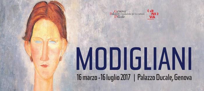 Modigliani incanta a Genova con la sua galleria di personaggi