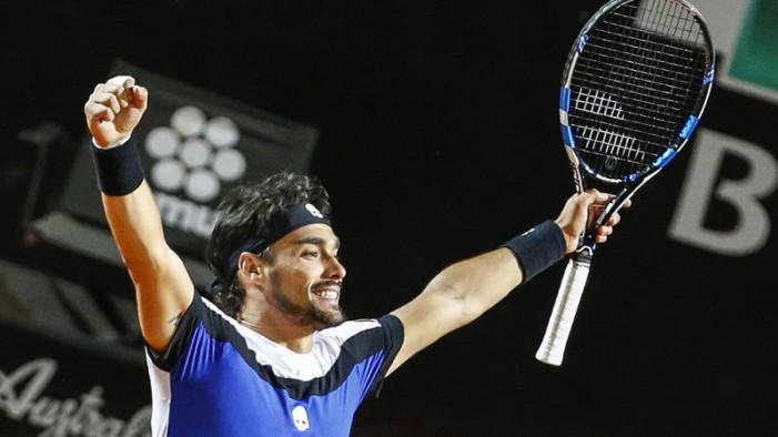 Fognini stende il numero 1 Murray e fa sognare il tennis italiano