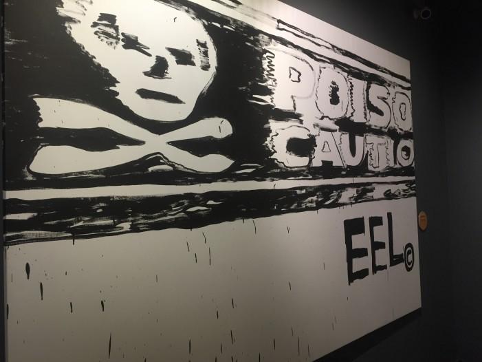 Basquiat, la voce dei neri e l'espressivita tribale in mostra