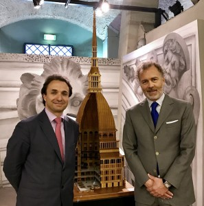Jerome Salemi e Paolo Damilano