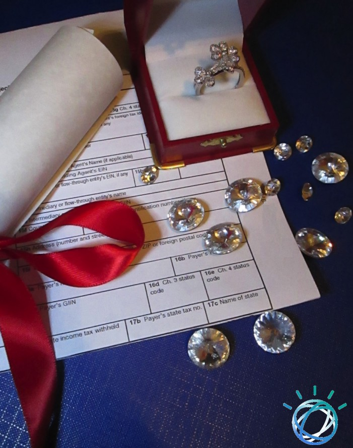 Intelligenza aumentata, diamanti e tasse