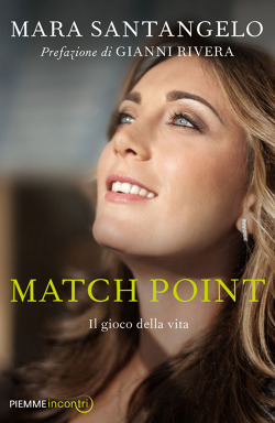 Match Point: il nuovo libro di Mara Santangelo