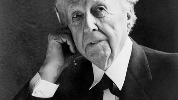 Mio amato Frank. L'Architettura con la A maiuscola. Auguri Frank Lloyd Wright