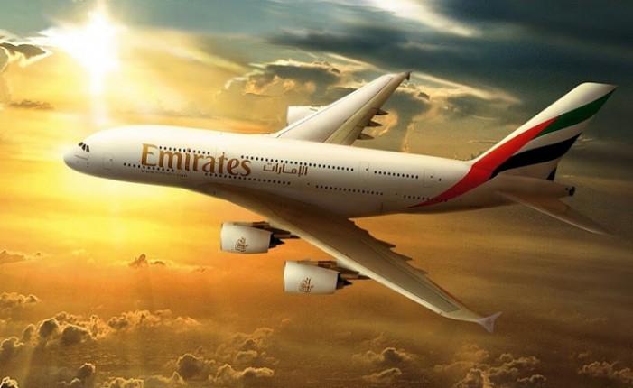 Emirates celebra i 25 anni di operatività in Italia