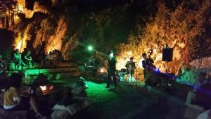 L'evento inaugurale di Art Village, con la Manhattan Swing Band