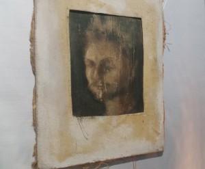 Tavola dal gruppo pittorico Sinapsi, di Luca Grossi
