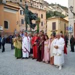 Onori ad Arpino per Caius Marius Imperator Exercitus
