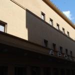 Al Mercure Firenze Centro una sequenza filmica della città in bianco e nero