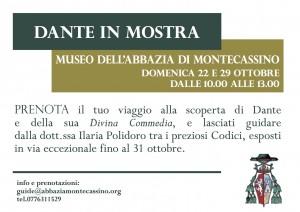 Dante Alighieri Montecassino