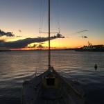 La Barcolana, il vento e i suoi colori