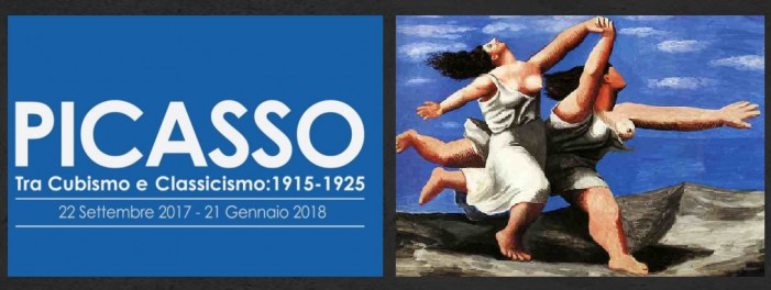 Picasso, in mostra per il centenario del soggiorno italiano