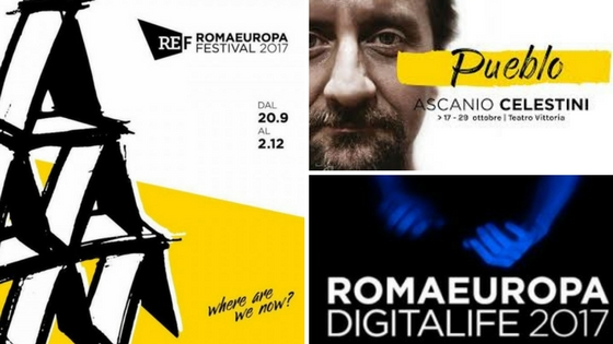 Romaeuropa Festival: teatro, musica, danza e arti visive si fondono