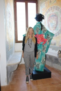 Kimono Madama Butterfly