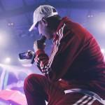 Fabri Fibra, Fenomeno rap a Bologna per la chiusura del Tour