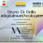 Archeologia, tecnologie digitali e arte contemporanea al MANN Museo Archeologico Nazionale