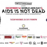 LILA e ContestaRockHair insieme per AIDS IS NOT DEAD