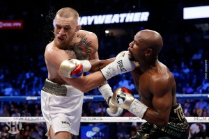 Conor McGregor e Floyd Mayweather, Best of Sport 2017