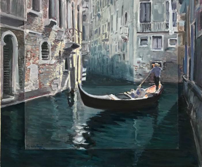Francesco Siclari, l'incanto nello sguardo dell'artista