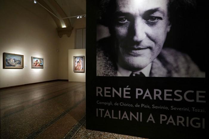 Un'esperienza unica nella Parigi d'inizio XX secolo con Paresce e Les Italiens de Paris