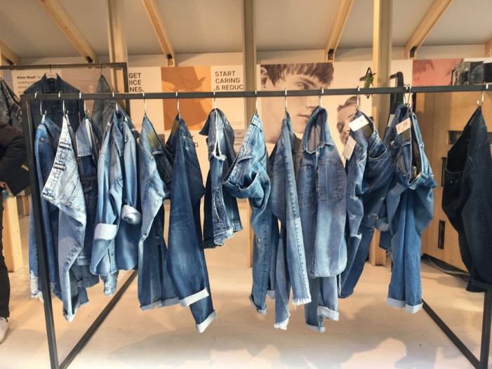 Wiser Wash per il futuro del green denim